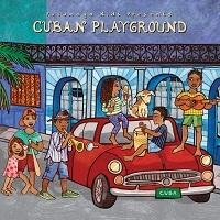Putumayo Kids Presents*Cuban Playground(CD)-Putumayo Kids Presents-CD