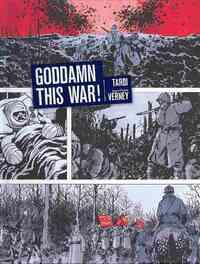 Goddamn This War!-Tardi