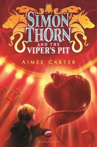 Simon Thorn and the Viper's Pit-Aimée Carter