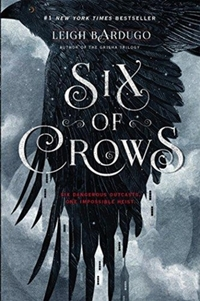 Six of Crows-Leigh Bardugo