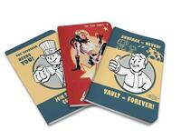Fallout Pocket Notebook Collection (Set of 3)-Insight Editions