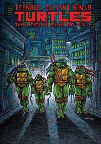 Teenage Mutant Ninja Turtles 2-Kevin Eastman