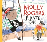Molly Rogers, Pirate Girl-Cornelia Funke