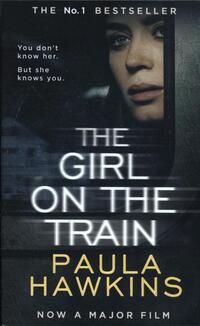 The girl on the train (film tie-in)-Paula Hawkins