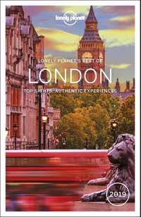 Lonely Planet Best of London 2019 3e-