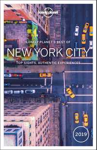Lonely Planet Best of New York 2019 3e-