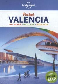 Lonely Planet - Pocket Valencia-Andy Symington
