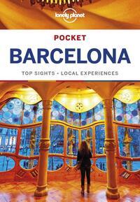 Lonely Planet Pocket Barcelona 6e-