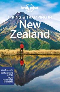 Lonely Planet New Zealand Hiking & Tramping-