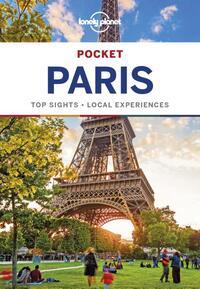 Lonely Planet Pocket Paris 6e-