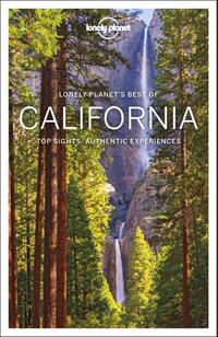 Lonely Planet Best of California 1e-