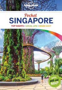 Lonely Planet - Pocket Singapore-