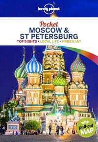 Lonely Planet Pocket Moscow & St. Petersburg-