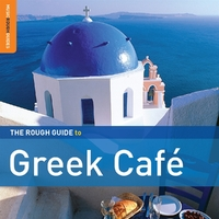 Greek Cafe. The Rough Guide-Dimitris Mistakidis-CD