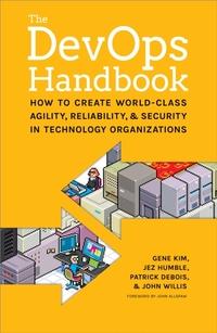 The DevOps Handbook-Gene Kim