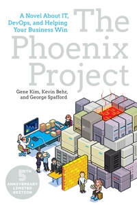 The Phoenix Project-Gene Kim, George Spafford, Kevin Behr