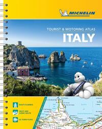 Michelin - Italy Road Atlas-Michelin