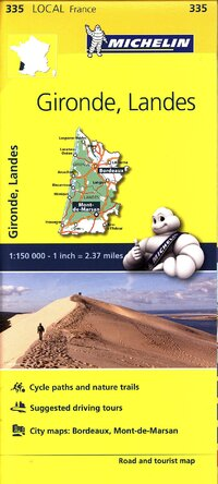 Michelin - Gironde, Landes, France-Michelin