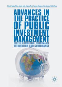 Advances in the Practice of Public Investment Management-