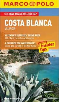 Marco Polo Guide Costa Blanca Valencia-