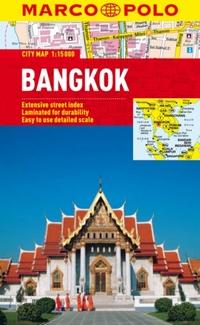 Marco Polo City Map Bangkok-