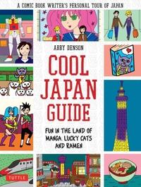 Cool Japan Guide-Abby Denson
