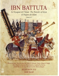 Ibn Battuta Traveller Of Islam (Par-Jordi Savall Hesperion XXI-CD
