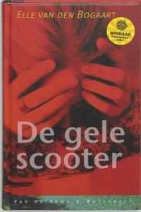 De gele scooter-Elle van den Bogaart-eBook