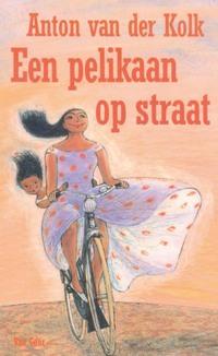 Pelikaan op straat-Anton van der Kolk