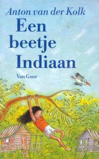 Een beetje indiaan-Anton van der Kolk-eBook