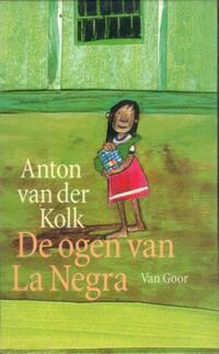 De ogen van La Negra-Anton van der Kolk-eBook