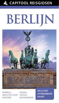 Capitool Reisgidsen: Berlijn-Christian Tempel, Jürgen Scheunemann, Malgorzata Omilanowska