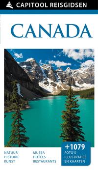 Capitool Reisgidsen: Canada-Bruce Bishop, Eric Fletcher, Katharine Fletcher, Paul Franklin