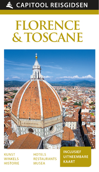 Capitool Reisgidsen: Florence & Toscane-Anthony Brierley, Christopher Catling