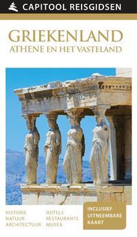 Capitool Reisgidsen - Griekenland, Athene en het vasteland-Andy Harris, Marc S. Dubin, Mike Gerrard, Rosemary Barron