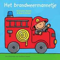 Het brandweermannetje-Marianne Busser, Ron Schröder