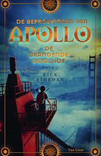 De brandende Doolhof-Rick Riordan