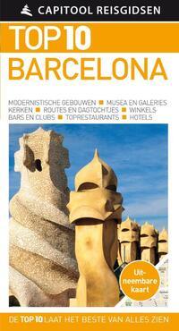 Capitool Reisgidsen Top 10 - Barcelona-Annelise Sorensen, Capitool, Ryan Chandler