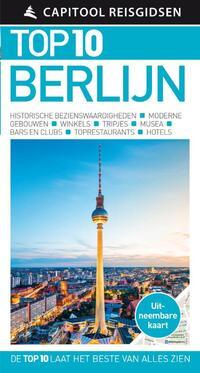 Capitool Top 10 Berlijn + uitneembare kaart-Capitool, Jürgen Scheunemann