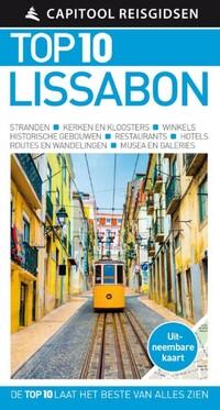 Capitool Top 10 Lissabon + uitneembare kaart-Tomas Tranaeus