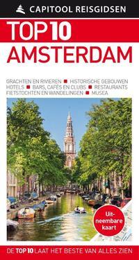 Capitool Reisgidsen Top 10 - Amsterdam-Capitool, Fiona Duncan, Leonie Glass