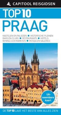 Capitool Top 10 Praag + uitneembare kaart-Capitool, Theodore Schwinke