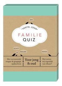 Familie Quiz-Elma van Vliet