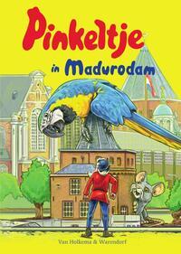 Pinkeltje in Madurodam-Dick Laan