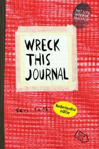 Wreck this journal-Keri Smith