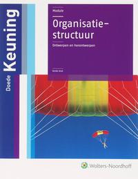 Organisatiestructuur-D. Keuning