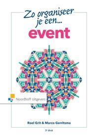 Zo organiseer je een event-Marco Gerritsma, Roel Grit