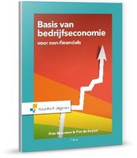 Basis van bedrijfseconomie voor non financials-Piet de Keijzer, Rien Brouwers