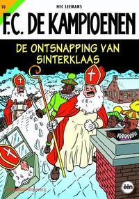 F.C. De Kampioenen 10 - De ontsnapping van Sinterklaas-Hec Leemans