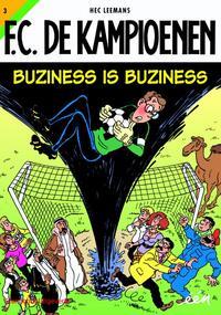 F.C. De Kampioenen 3 - Buziness is buziness-Hec Leemans